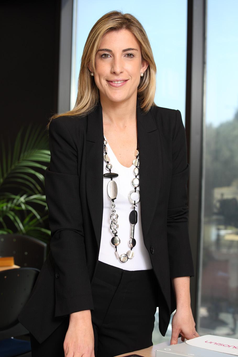 María Sola, nueva Directora de Comercial y Marketing de grupo Unísono