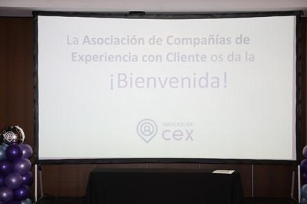 Asociación CEX inaugura su nueva imagen corporativa