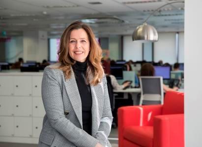 Sandra Gibert Directora General Grupo Unísono