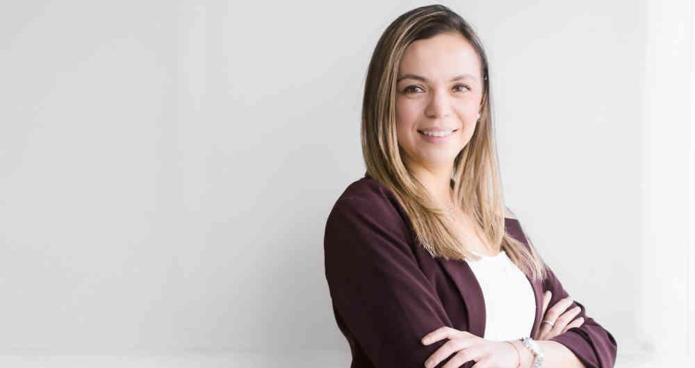 Primera colombiana que lidera BPO española en el país