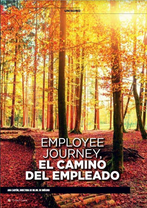 Employee Journey: Una herramienta para mejorar la experiencia de los empleados