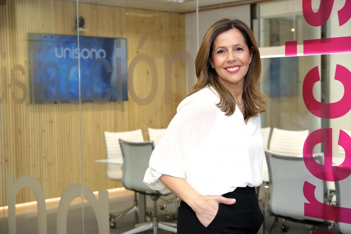 SANDRA GIBERT GRUPO UNÍSONO