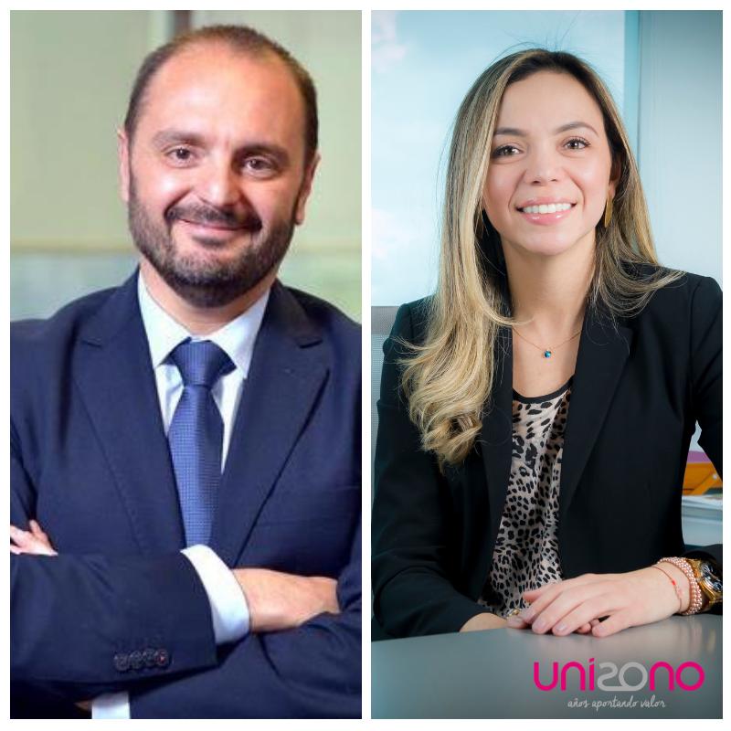 Fernando Rodríguez Sierra y Pilar Barrios Valencia Unísono Internacional